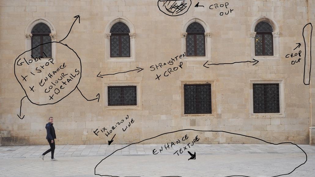 Dubrovnik Street Photography