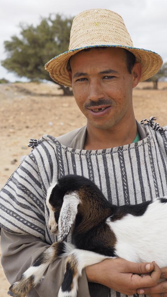 Ounagha, Argan Plantations Africa